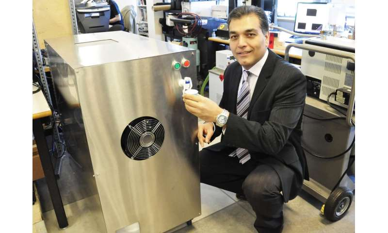 Innovation making waves pulling water from air
