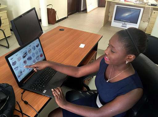 In Senegal, young women challenge boundaries through coding