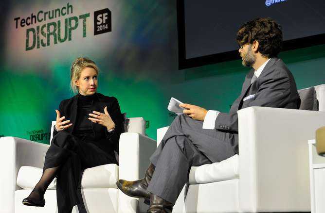 Is Theranos a tech revolution in healthcare or marketing hype cloaked in secrecy?