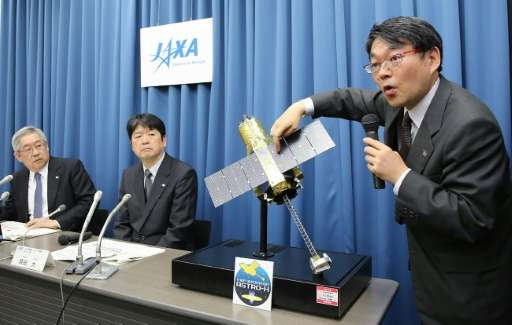 "Japanese scientists said it cost $273 million to launch the ultra high-tech ""Hitomi"" satellite"
