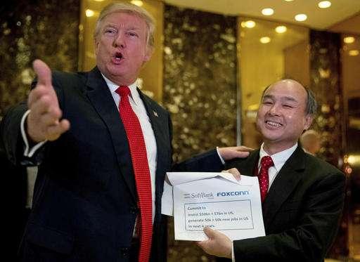 Japan's deal maker, Softbank tycoon Masayoshi Son