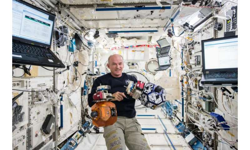 Jeff Williams new NASA record holder for cumulative days in space