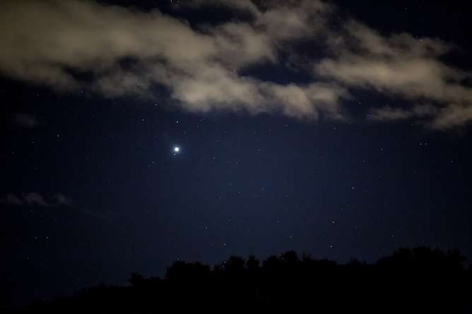 What Opposition Now Stands For >> Jupiter returns as king of the night sky