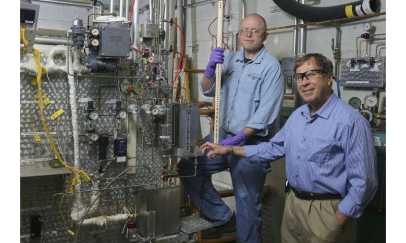 'Keiser rigs' stress materials to the max to improve products for power, propulsion