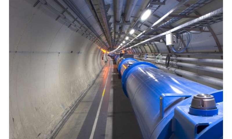 LHC performance reaches new highs