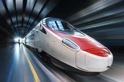Lightweight materials provide opportunities for the next generation of railway vehicles