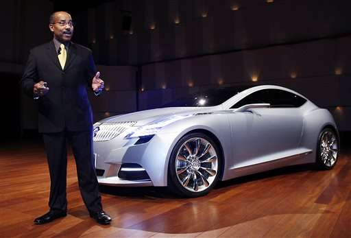 Longtime GM design chief Ed Welburn to retire after 44 years
