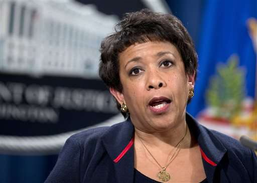 Lynch: 'Open dialogue' needed between law enforcement, tech