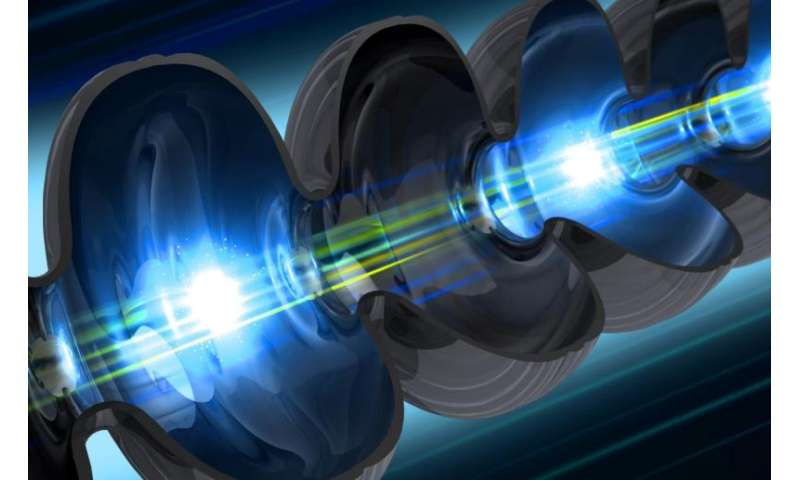 Major upgrade will boost power of world's brightest X-ray laser