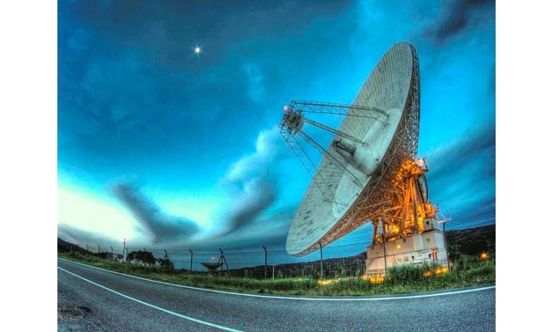 Manchester astronomers detect precious element in space