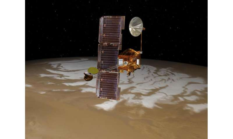 Mars Odyssey orbiter recovering from precautionary pause in activity