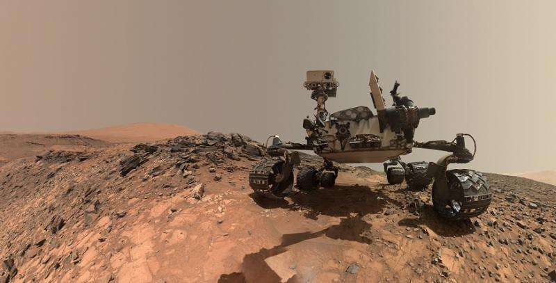 Mars rover scientist hopes to find more evidence of liquid water