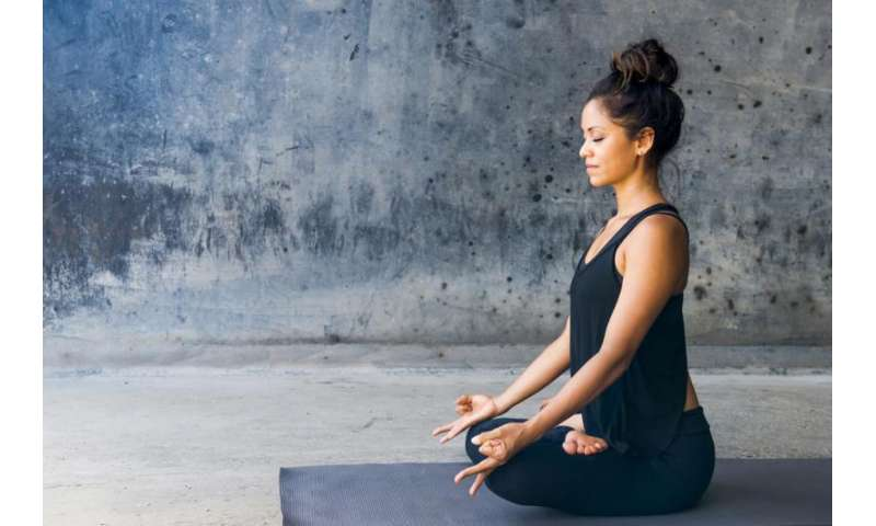 Meditation and aerobic exercise done together helps reduce depression, according to a new Rutgers study.