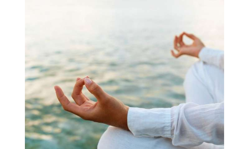 Meditation recommended for helping attendees 'Attend'