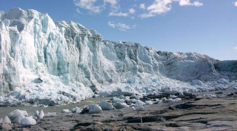 Microbes and toxins frozen within glaciers could reveal the future of human life on Earth—or threaten it