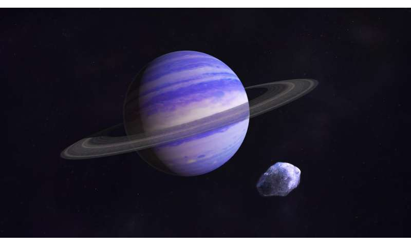 Microlensing study suggests most common outer planets likely Neptune-mass