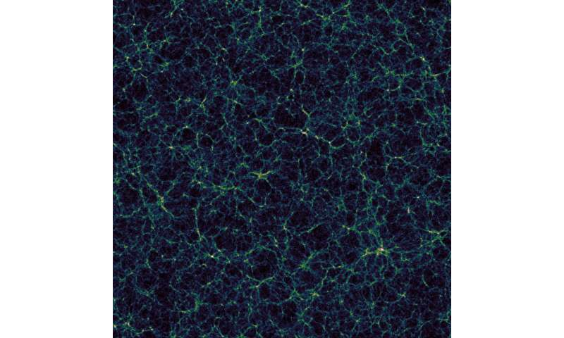 Much ado about nothing: Astronomers use empty space to study the universe