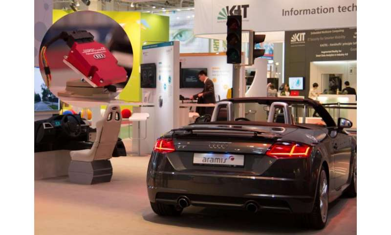 Multi-core processors for mobility and industry 4.0