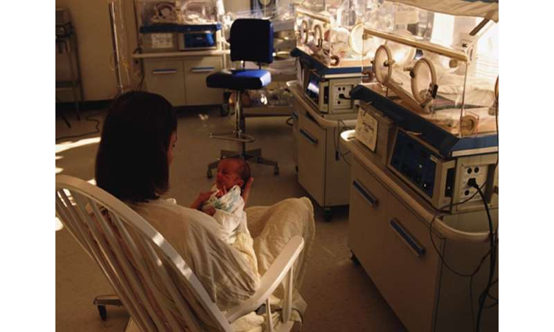 Music therapy helps preemie babies thrive