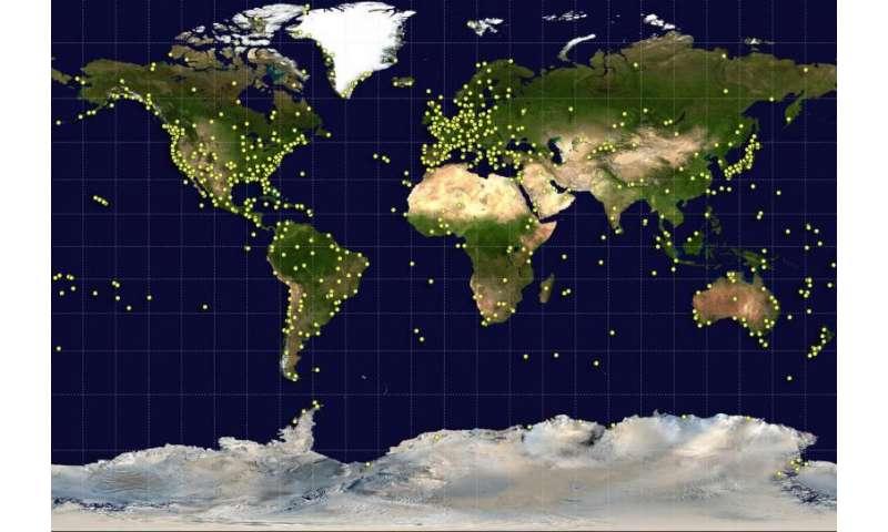 NASA contributes to global standard for navigation, studies of Earth