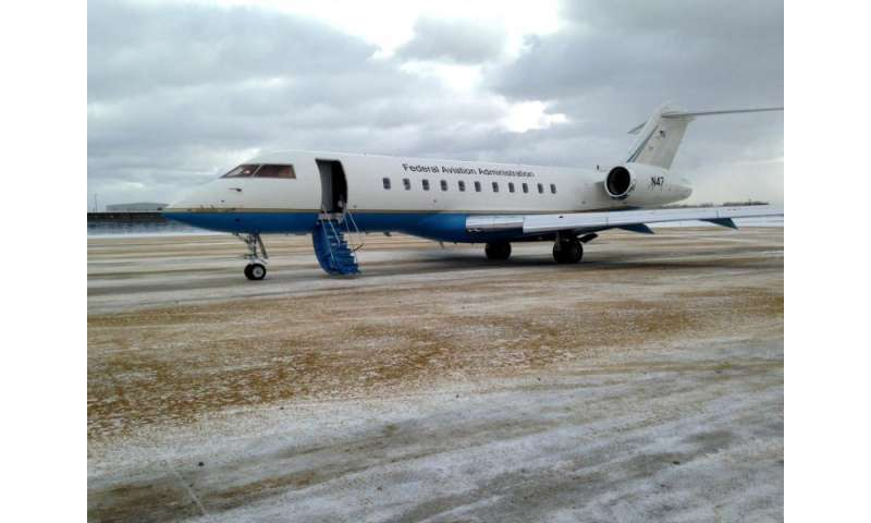 NASA, FAA demonstrate wireless communication with aircraft