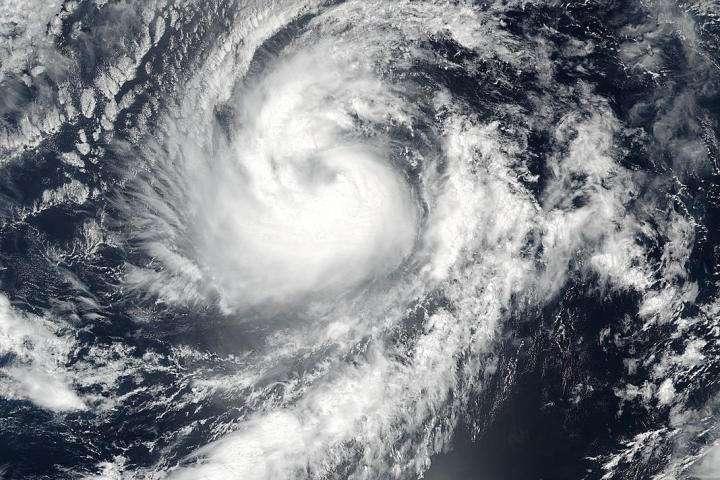NASA follows Hurricane Orlene in the Eastern Pacific