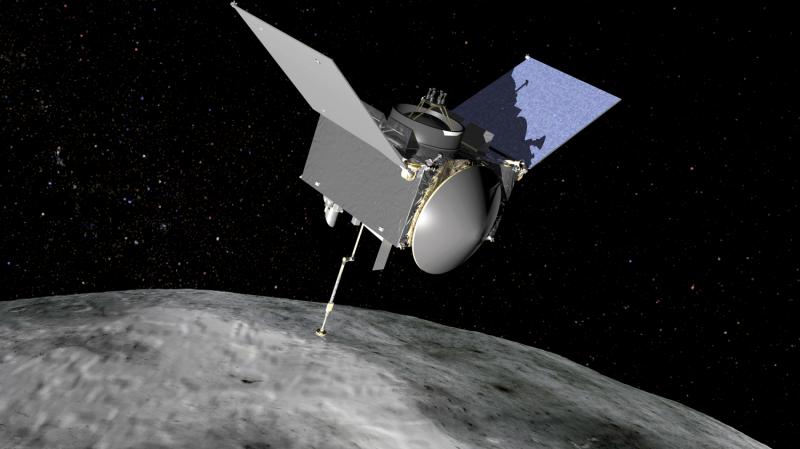NASA invites public to send artwork to an asteroid