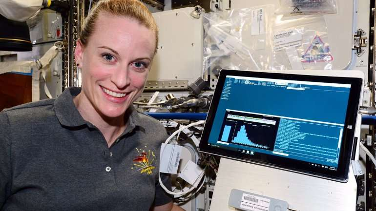 NASA's DNA sequencing in space is a success, researchers confirm