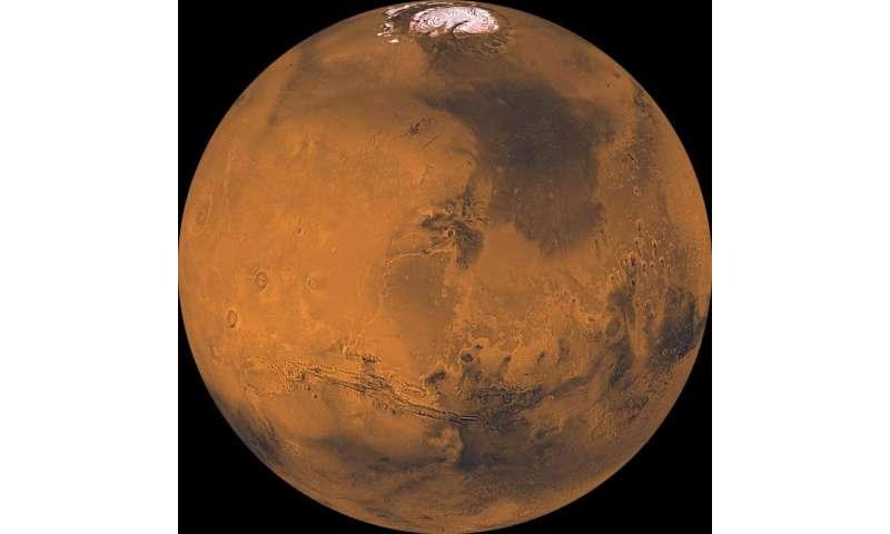 nasa mars exploration program - photo #12