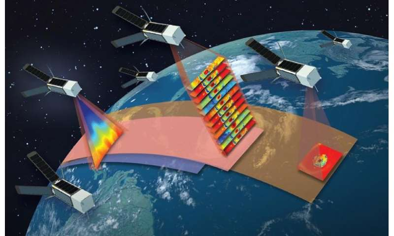 NASA selects instruments to study air pollution, tropical cyclones