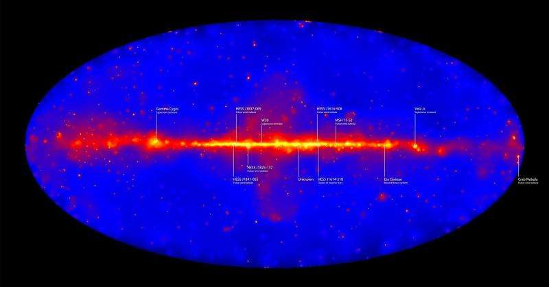 NASA's Fermi Space Telescope sharpens its high-energy vision