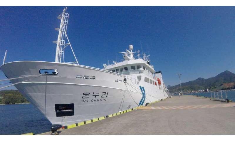 NASA's KORUS-OC campaign takes to seas