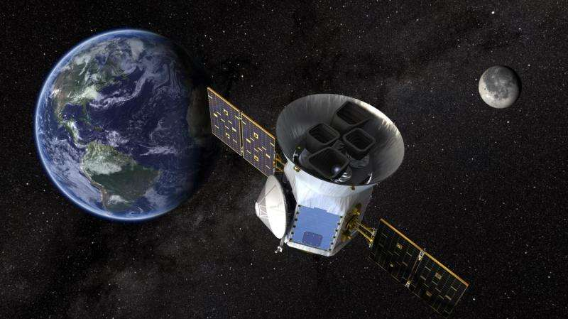 NASA's next planet hunter will look closer to home