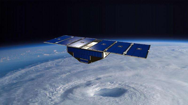 NASA to launch fleet of hurricane-tracking SmallSats
