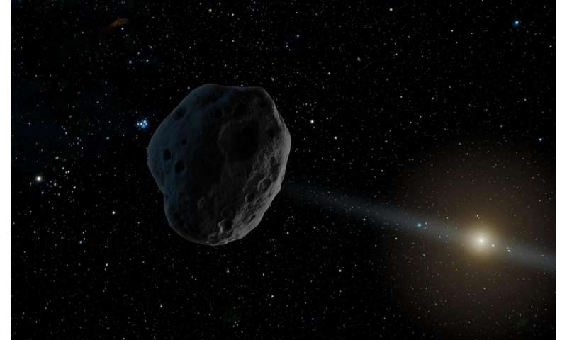 NEOWISE mission spies one comet, maybe two