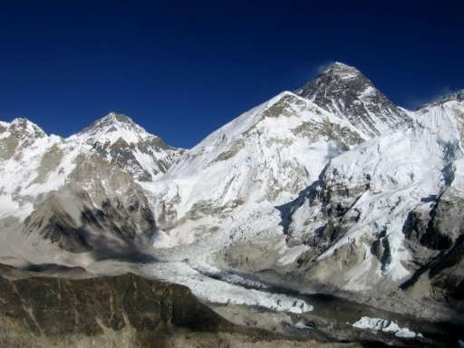 Nepal is home to some 3,000 glacial lakes