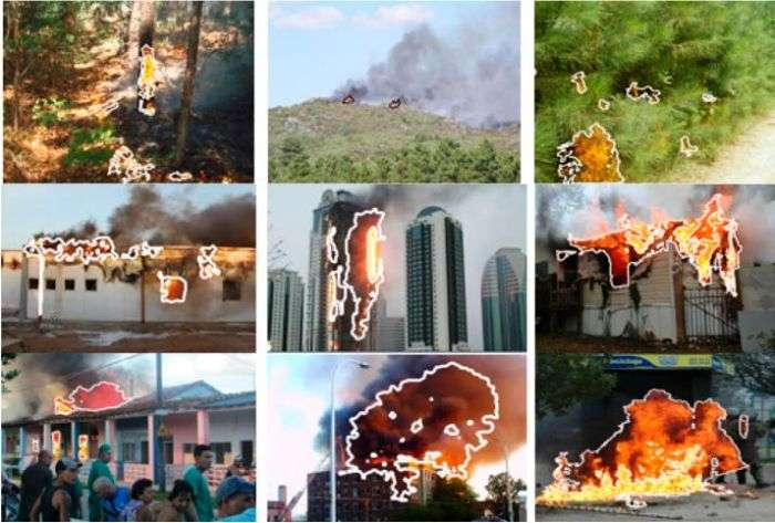 New Automatic Forest Fire Detection System By Using