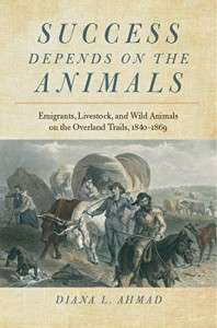 New book looks at the role of animals during westward expansion