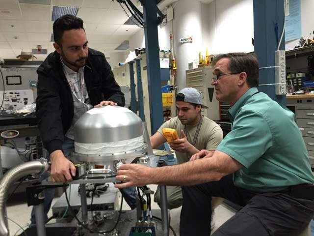 New NASA instrument brings coasts and coral into focus
