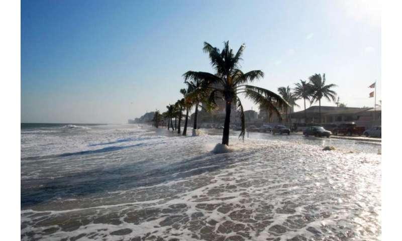 New NASA web portal shines beacon on rising seas