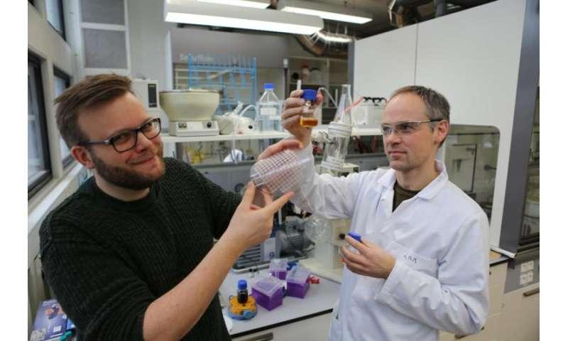New patent on fast measurements in liquids