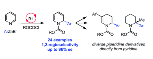New reaction turns feedstock chemical into versatile, chiral building block