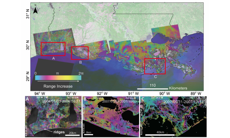 New study shows impact of man-made structures on Louisiana's coastal wetlands