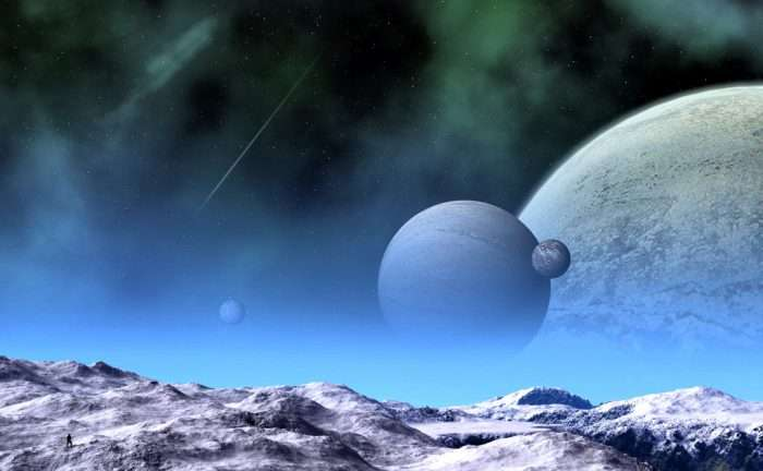 New system discovered with five planets