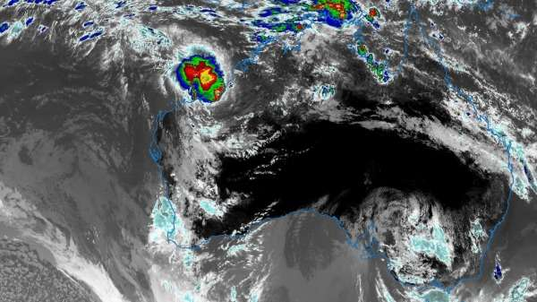New weather satellite delivers for WA forecasters