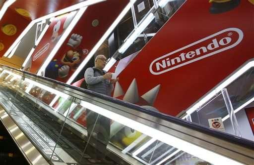Nintendo sinks into bigger quarterly loss on weak sales