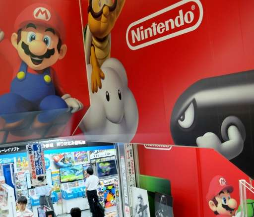 Nintendo stocks skyrocketed in early trade after the Japanese gaming giant and Apple announced that an exclusive Super Mario gam