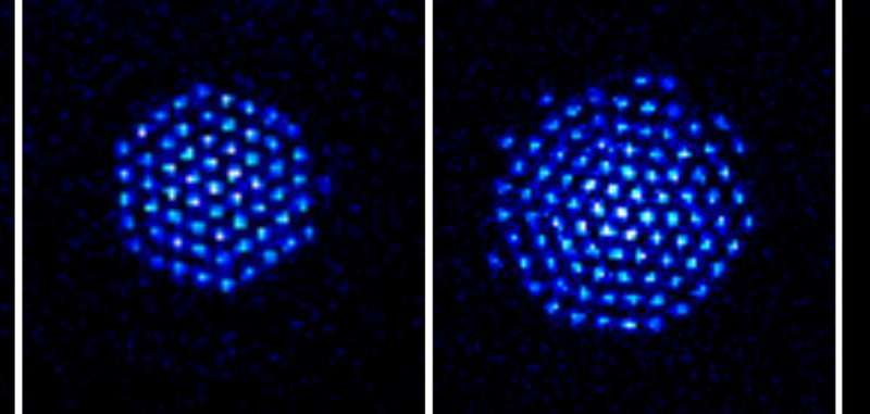 NIST's super quantum simulator 'entangles' hundreds of ions