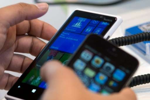Nokia agreed to sell its mobile phone division to Microsoft for 5.4  billion euros in 2013