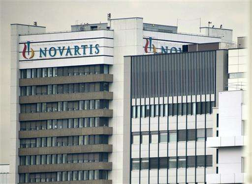 Novartis profit slips as generic drug competition hits sales